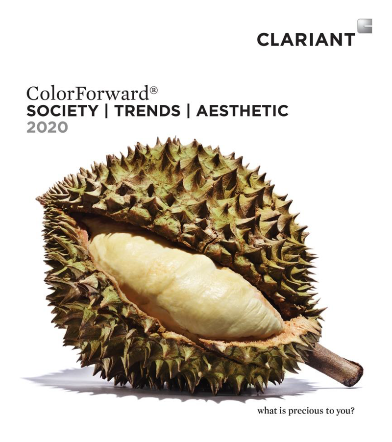 Clariant Color Forecast Says Greens are Back in 2020