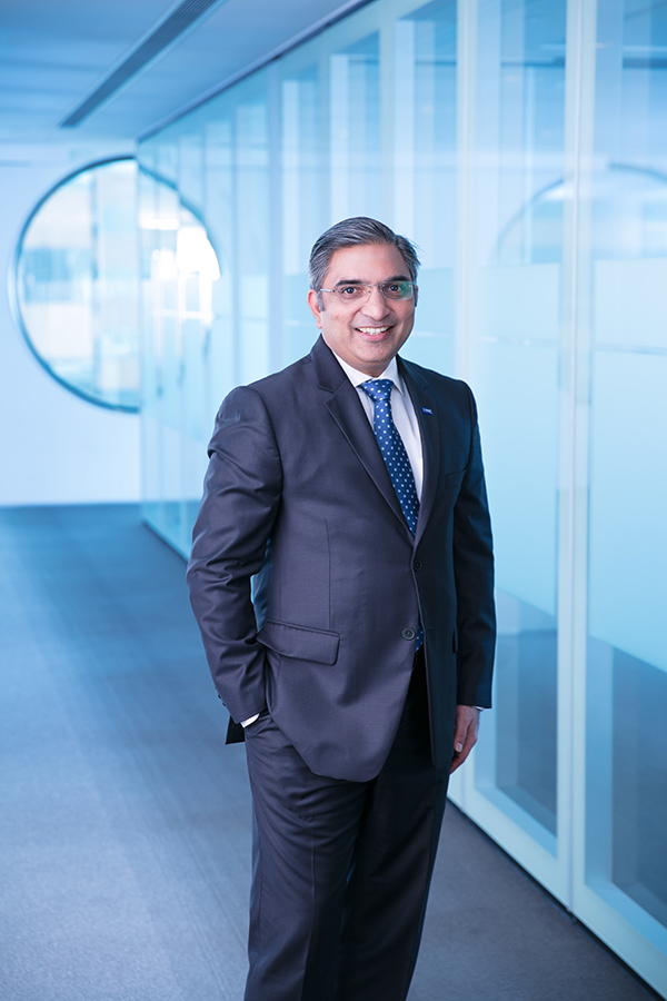 Narayan Krishnamohan will be appointed as the new Managing Director of BASF India Limited