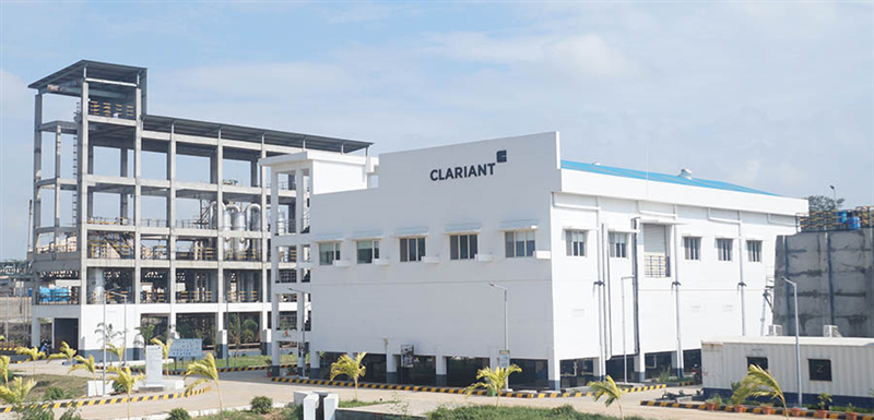 Clariant inaugurates a new Waste Water Treatment Plant in Bonthapally, India