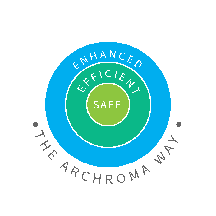 The Archroma Way: Safe, efficient, enhanced. It's our Nature.