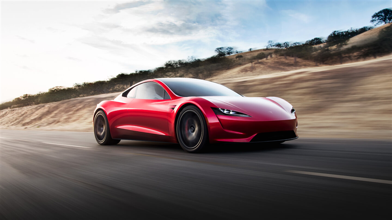 Tesla Roadster #Battery Day Sept 22