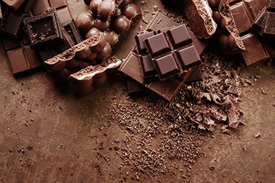 Researchers have identified two compounds that can make chocolate smell musty and moldy.  Credit: ivan_kislitsin/Shutterstock.com