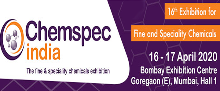 Chemspec 2019 Registration