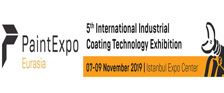 Paint Expo Eurasia (5th International Industrial Coating Technology Exhibition)