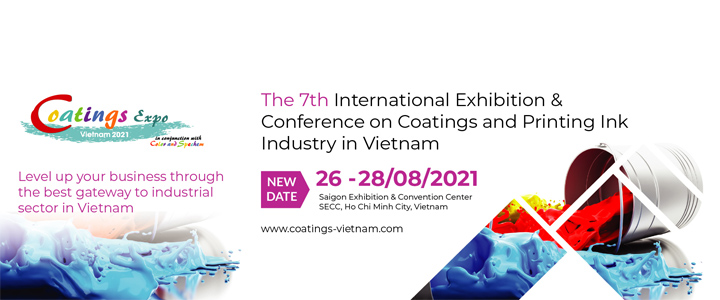 Coatings Vietnam 2021