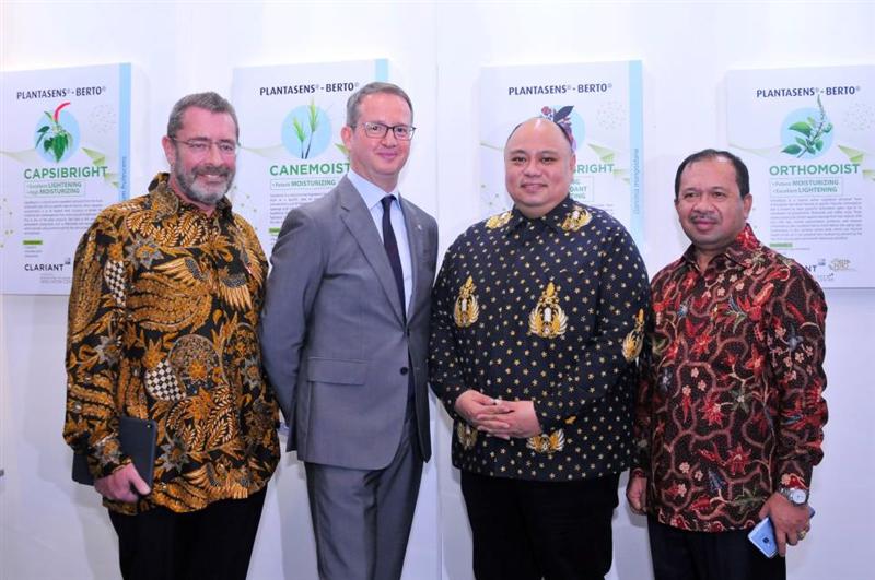 Clariant Head of Indonesia