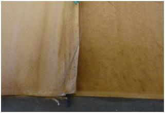 Comparison of membrane surface