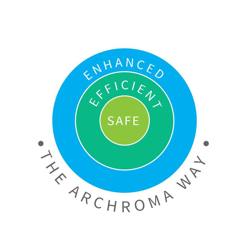 The Archroma Way: safe, efficient, enhanced, it's our nature