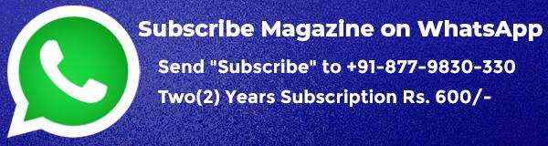 Chemical Market Magazine Whatsapp subscription